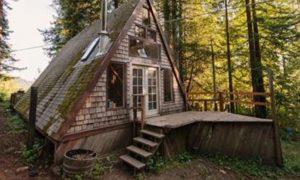 Снаружи он похож на старый заброшенный дом. Но увидев, что внутри, я потеряла дар речи!