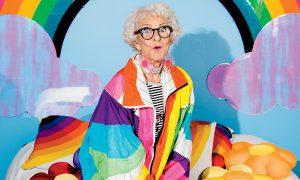 86-летняя ультрамодная прабабушка стала звездой Instagram!