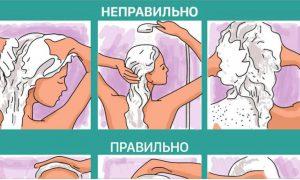 Кто бы мог подумать, но наверняка вы мыли голову неправильно! Вот правила, которые в корне меняют ситуацию…