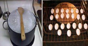9 секретов на кухне, которые известны только настоящим поварам!