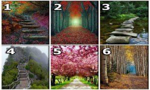 Тайна вашего внутреннего я: выберите, какой дорогой вы пойдёте…