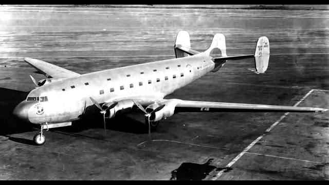 Исчезнувший самолет приземлился через 37 лет