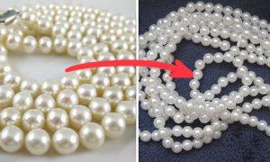 Настоящий или подделка: вот в чём разница! Проверила свое ожерелье.
