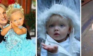 Как сложилась жизнь у девочки, которую мама в 2 года отдала в модели!