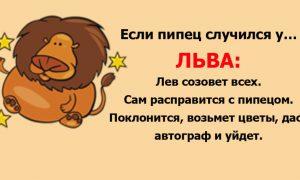Самый весёлый гороскоп. У каждого знака зодиака свой подход, когда наступает полный ….