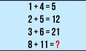 Лишь 1 пользователь из 1000 смог пройти этот IQ-тест. Получится ли у Вас?