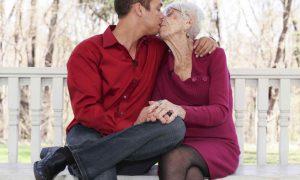 Любовь не имеет возраста: ему 31 год, ей — 91!