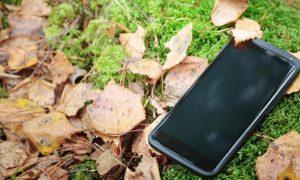 История о том, как мы телефон нашли и кому-то жизнь сломали