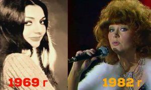 Песню «Миллион алых роз» Алла Пугачева впервые спела в 1982-ом! А теперь сравните с исполнением Гугуш в 1969-ом!!!