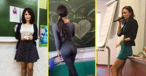 30 фото учителей, у которых на уроках не бывает проблем с посещаемостью
