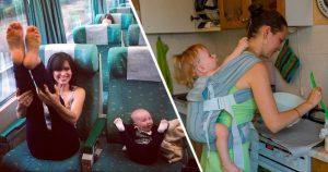 16+ доказательств того, что мамы — это настоящие супергерои