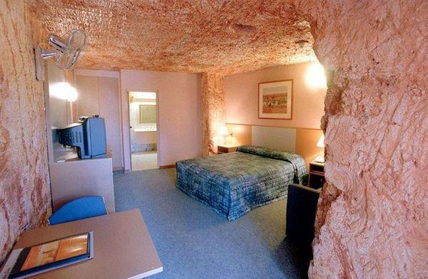 Подземный город, где живут 2 000 человек