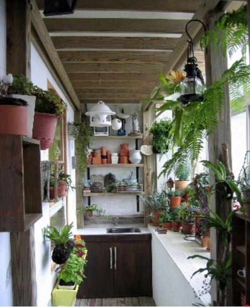 30 нереально крутых идей для оформления балкона. После просмотра этих фото решила навести там красоту.