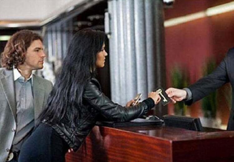 Ответ женщины на выставленный счет в гостинице бесподобен!!!