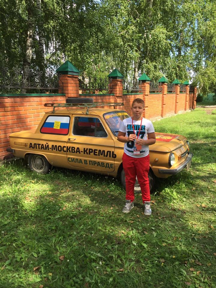 Подросший темнокожий сын Михаила Евдокимова стал точной копией трагически погибшего отца