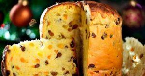 Итальянский пасхальный кекс Панеттоне (быстрый рецепт). Готовлю постоянно!