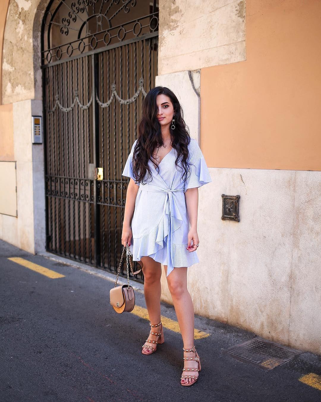 Что носить этим летом: подборка образов от самых стильных блогеров изоражения