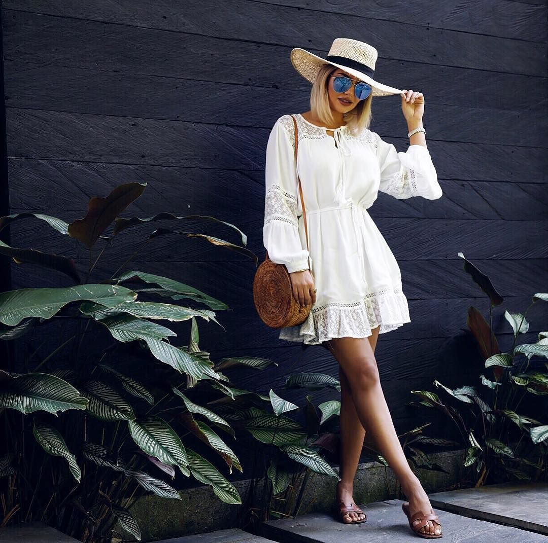 Что носить этим летом: подборка образов от самых стильных блогеров