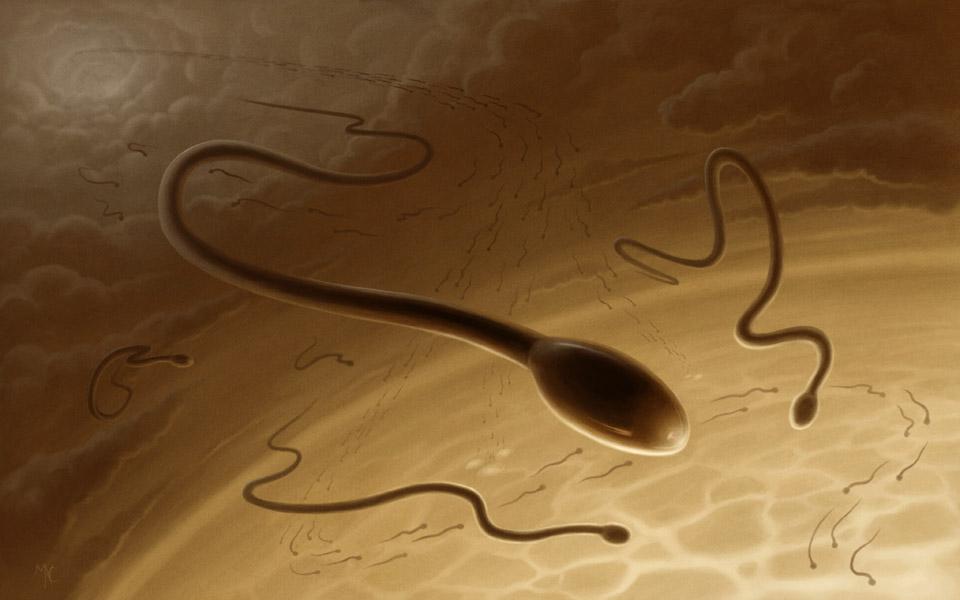 Исследование: Сперма «полезна для здоровья женщин и помогает бороться с депрессией»! | Мадемуазель