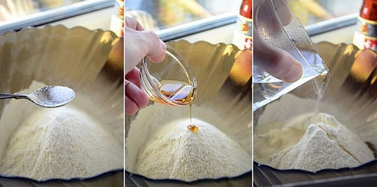 Невероятно вкусные и ароматные лепешки с зеленым луком – вы забудете про обычный хлеб, однажды попробовав их! - Ok'ейно.plus
