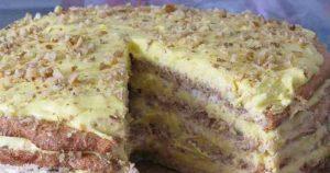 «Египетский торт» — этот рецепт будут выпрашивать все подруги!