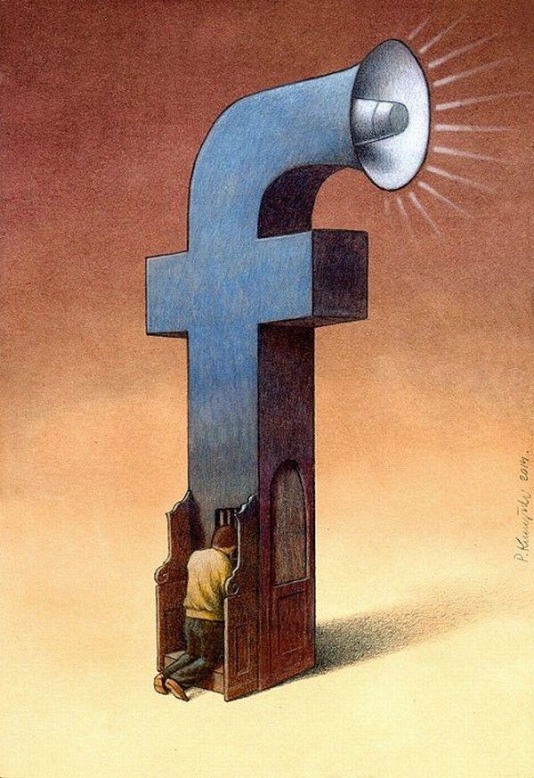 6 вещей, которые публикуют в Фейсбуке только люди с низкой самооценкой