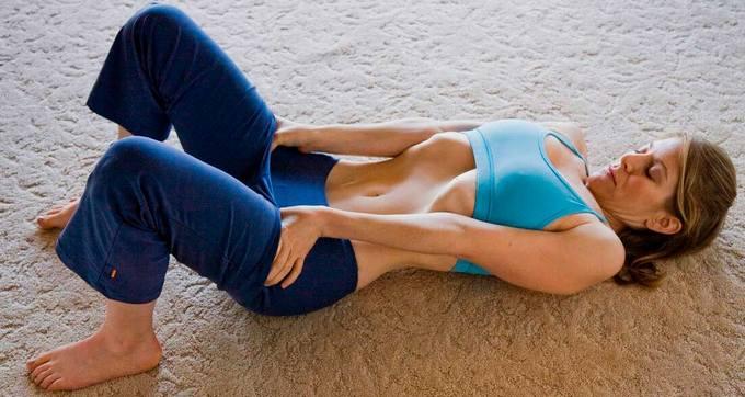 5 упражнений, которые очень быстро подтянут живот!