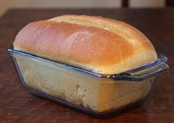 Рецепт потрясающего домашнего хлеба. В 1000 раз лучше магазинного!