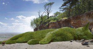 Самый загадочный и потрясающий парк кустов в форме котиков