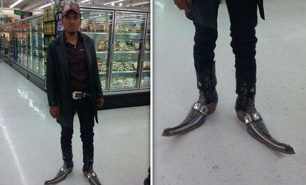 Обувь для избранных (12 фото)