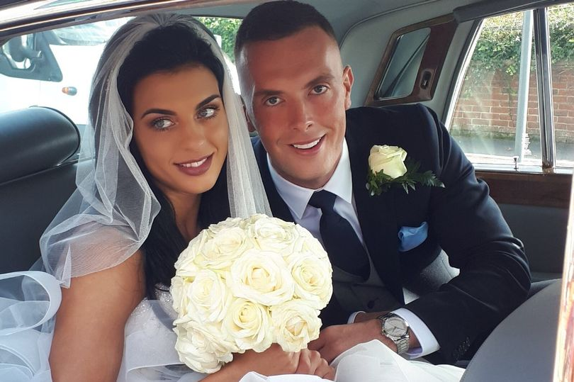 После 2-х недель брака, жена показала свой характерец
