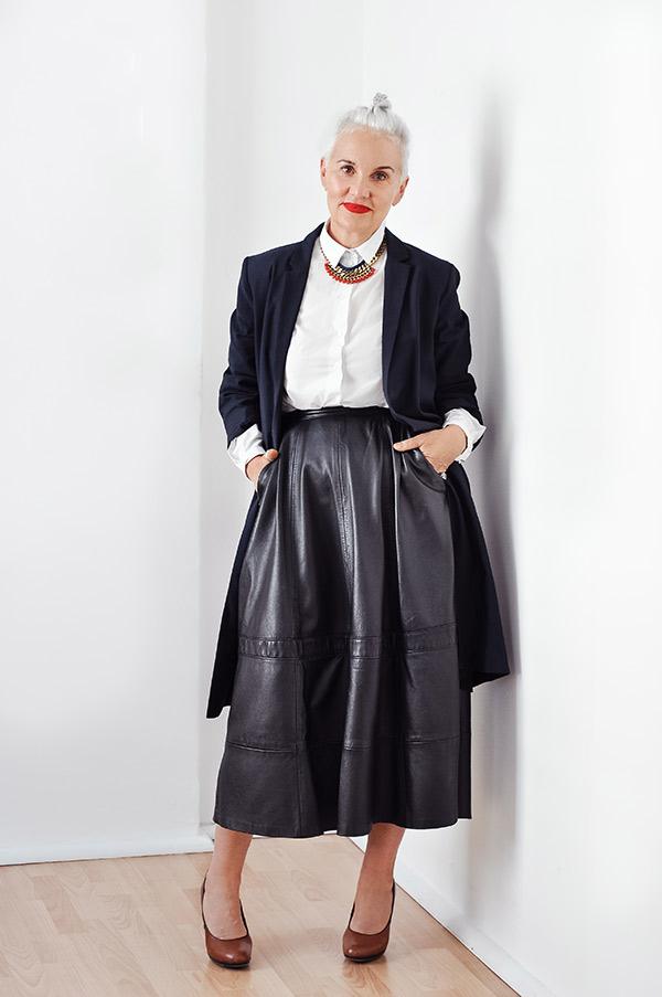 Деловой стиль для леди 40+