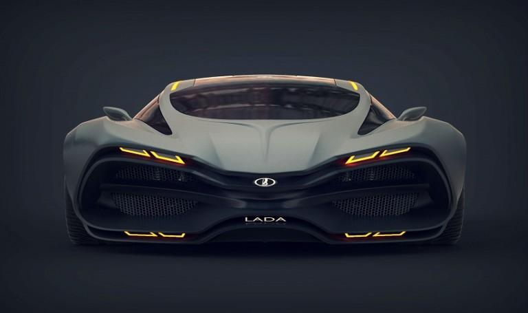 Взгляд хищника — это новая Lada!