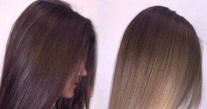 Безопасное осветление волос без краски в 3 этапа