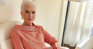 70-летняя мама Илона Маска одна из самых успешных возрастных моделей