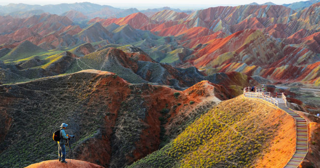 Десять самых красивых мест в мире