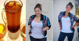 Она потеряла 7 кг за 10 дней, благодаря этому рецепту