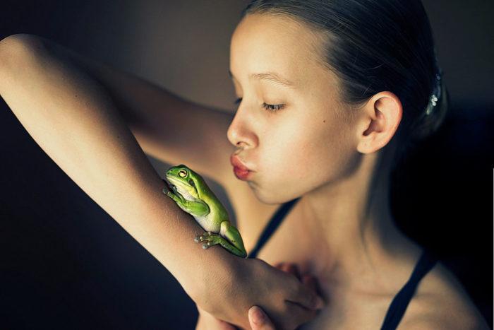 Сказка про жабу. Иногда одна небольшая сказка может заменить 10 консультаций психолога.