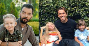 Звездные папочки вместе с детьми снялись в клипе Дениса Клявера. Трогательное видео!