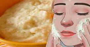 Попрощайтесь с морщинами и пятнами на лице, просто используя кукурузный крахмал! Вот правильный способ подготовить его!