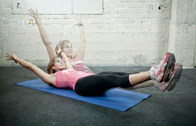 6 упражнений, которые сожгут жир на животе быстрее, чем что угодно еще!