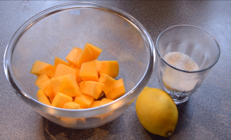 Теперь каждый день всей семьей съедаем по килограмму тыквы