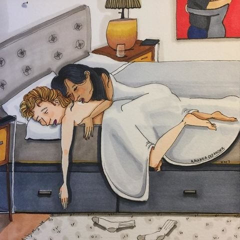 17 рисунков, которые раскрывают все важные секреты интимных отношений