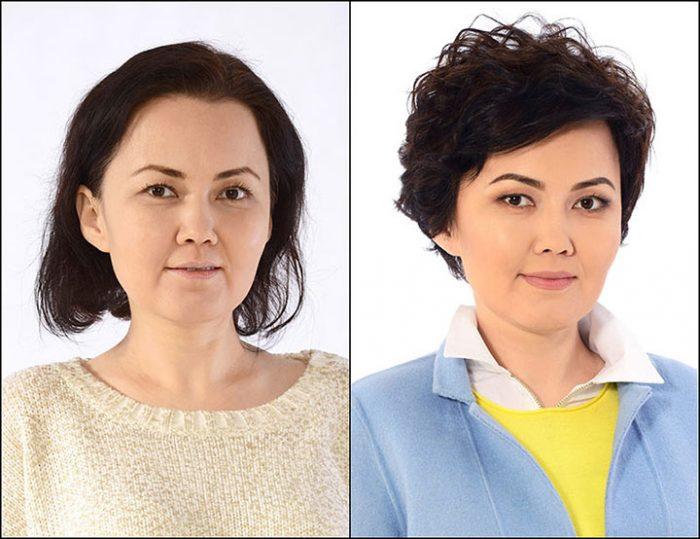 25 фото женщин до и после великолепного преображения стилиста – в это невозможно поверить!