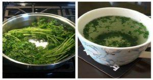 Чудо чай: для похудения (рецепт)