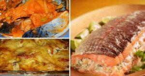 25 рецептов из рыбы. Замечательная подборка