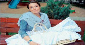 Марина Могилевская всю жизнь просила Бога о ребенке, в 41 год она стала мамой