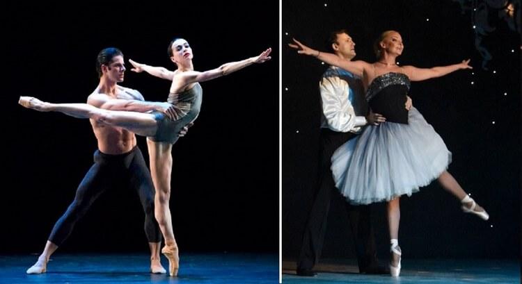 Балерины и Анастасия Волочкова