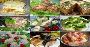 Топ 9 вкусных закусок к Новому году