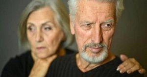 Мужчина с возрастом засомневался в выборе жены. Её ответ был блестящим!